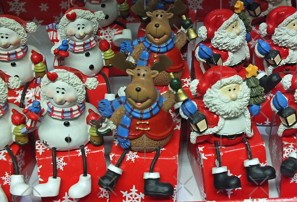 Christmas by Yampimon