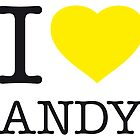 I ♥ ANDY by eyesblau