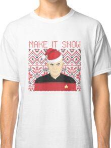 Trekky Xmas Classic T-Shirt