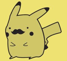 Classy Pikachu by Matthew Durigon
