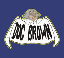 Doc Brown cloak by kingUgo