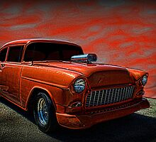 1956 Chevrolet  Street Rod by TeeMack