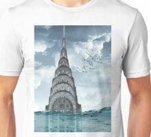 chrysler building water line Unisex T-Shirt