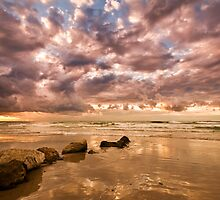 Cloudy Afternoon by Motti Golan
