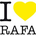 I ♥ RAFA by eyesblau