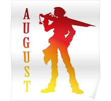 Squall - August Poster