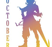 Tidus - October by agustindesigner