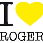 I ♥ ROGER by eyesblau