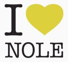 I ♥ NOLE Kids Clothes