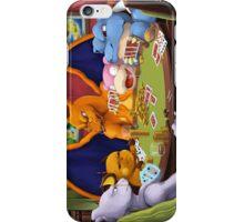 POKEMON LOVE POKER iPhone Case/Skin