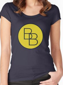 Boring Boy Women's Fitted Scoop T-Shirt