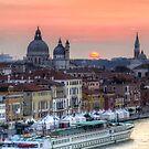 Venetian Dawn by Tom Gomez