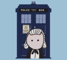 The 1st Doctor Kids Tee