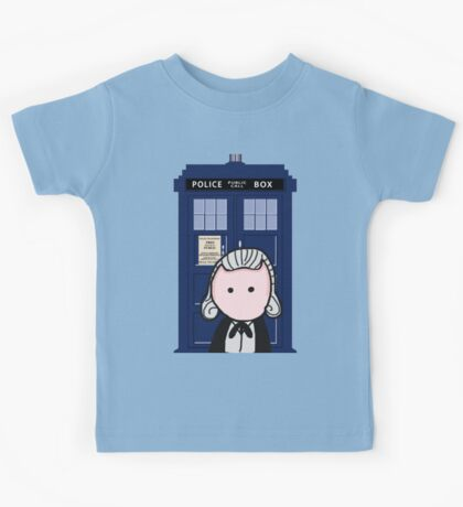 The 1st Doctor Kids Tee