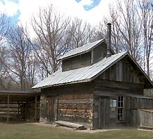 Chippewa Nature Center - Homestead Farm (15) by Francis LaLonde