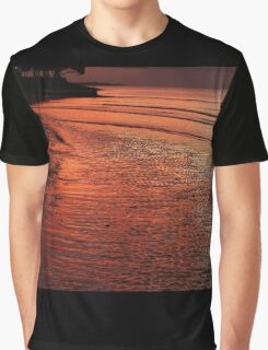 Urangan sunset Graphic T-Shirt