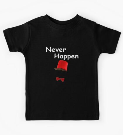 Never Happen Kids Tee