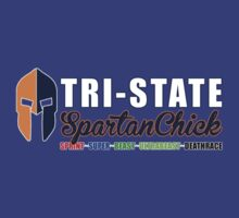 Tri-State Spartan Chick orange/blue by CertainDeath