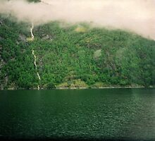 Norwegian Misty Mountain by ValSteve59