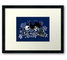 Edward & Jack Framed Print