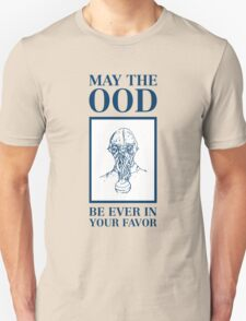 May the ood be in your favor T-Shirt