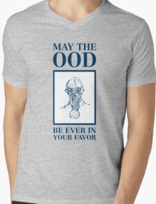 May the ood be in your favor Mens V-Neck T-Shirt