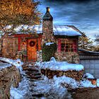 The Storybook Cottage by Diana Graves Photography
