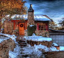 The Storybook Cottage by K D Graves Photography