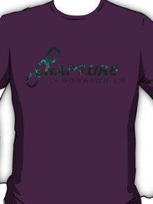 Rapture Laboratories Background T-Shirt
