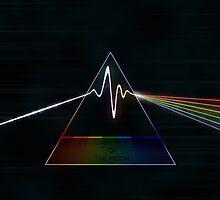 Dark Side of The Moon - Pink Floyd by shreeasish