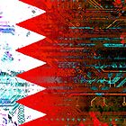 circuit board bahrain (flag) by sebmcnulty