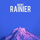 Mount Rainier by Brad Collins