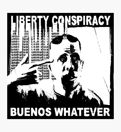liberty conspiracy Photographic Print