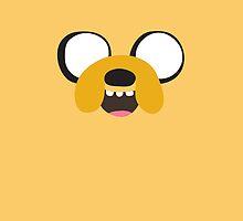 Jake | Adventure Time by Jayme Brown