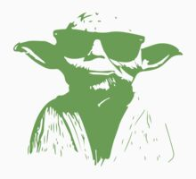 Yoda Glasses - Green by GoldWhite