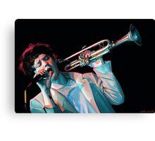 Beirut - Zach Condon Canvas Print
