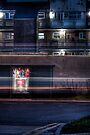 Bus Stop by Nigel Bangert