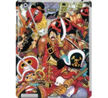 one piece film z iPad Case/Skin