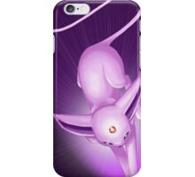 Pokemon Eeveelutions - Espeon iPhone Case/Skin