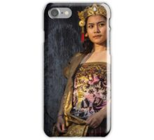 Balinese Princess iPhone Case/Skin