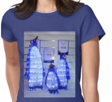 Carol Singers Maybe Womens Fitted T-Shirt
