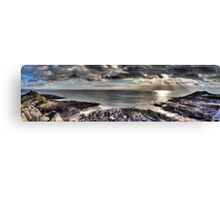 The Mumbles Bracelet Bay Canvas Print