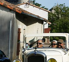 Car rally, Verteuil sur Charente by graceloves