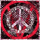 peace sign by mrddixon