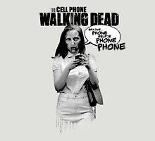 CELLPHONE WALKING DEAD Unisex T-Shirt