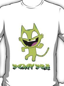 Beast Boy Cat Dance T-Shirt