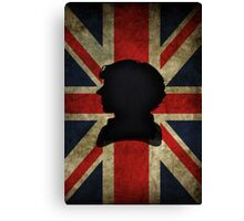 Union Sherlock  Canvas Print
