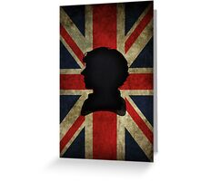 Union Sherlock  Greeting Card