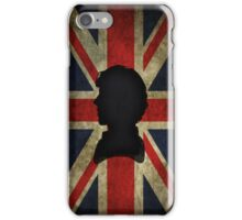 Union Sherlock  iPhone Case/Skin