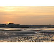 Margate Sunset Photographic Print
